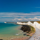 The Seven Sisters chalk cliffs - PhotoDune Item for Sale