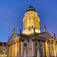 The German Church on Gendarmenmarkt in Berlin - PhotoDune Item for Sale