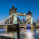 The Tower Bridge at night - PhotoDune Item for Sale