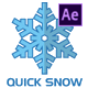 Snow maker | Quick Snow - VideoHive Item for Sale