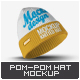 Knitted Hat Mock-Up - GraphicRiver Item for Sale