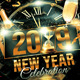 New Year Eve Celebration Flyer - GraphicRiver Item for Sale