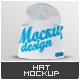 Hat Mock-Up - GraphicRiver Item for Sale