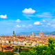 Florence or Firenze aerial cityscape.Tuscany, Italy - PhotoDune Item for Sale