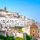Ostuni white town skyline, Brindisi, Apulia, Italy. - PhotoDune Item for Sale