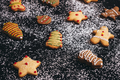 Gingerbread cookies holiday shape - PhotoDune Item for Sale