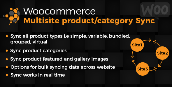 WooCommerce Multisite Product & Category Sync - CodeCanyon Item for Sale