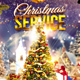 Church Christmas Service Flyer - GraphicRiver Item for Sale