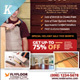 Flooring & Tiling Company Flyer Templates - GraphicRiver Item for Sale
