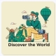 Discover the World - GraphicRiver Item for Sale