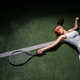 Beautiful woman on the court - PhotoDune Item for Sale