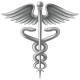 Silver Caduceus - GraphicRiver Item for Sale