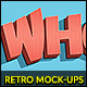 Free Download 10 Retro Mock-Ups vol. 05 Nulled