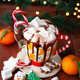 Free Download Hot chocolate with marshmallows Nulled