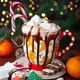 Hot chocolate with marshmallows - PhotoDune Item for Sale