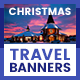 Christmas Travel -  Animated HTML5 Banner Templates (GWD) - CodeCanyon Item for Sale
