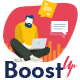 Free Download BoostUp - SEO Marketing Agency Theme Nulled