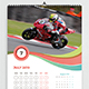 Creative Calendar 2019 - GraphicRiver Item for Sale