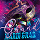 Masquerade Ball Party Flyer - GraphicRiver Item for Sale