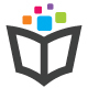 Mobile Book Colorful Pixel Logo - GraphicRiver Item for Sale