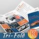 Auto Car Tri-fold Brochure - GraphicRiver Item for Sale