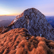 mountain landscape in sunrise - PhotoDune Item for Sale