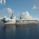 Free Download HMS Queen Elizabeth Nulled
