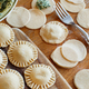 Free Download Making ravioli with ricotta cheese and spinach Nulled