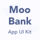 Moo - Banking Application UI Kit - ThemeForest Item for Sale