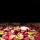 Red rose petals in the bowl in spa salon - PhotoDune Item for Sale