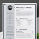 Free Download Resume Template Nulled