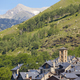 Traditional spanish mountain village. Vall de Boi. Catalonia, Spain - PhotoDune Item for Sale