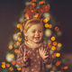 Free Download Happy child on Christmas party Nulled