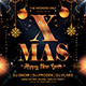 Free Download Christmas Party Flyer Template Nulled