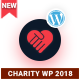 Charity WordPress | Hearty - ThemeForest Item for Sale