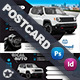 Free Download Car Sales Postcard Templates Nulled