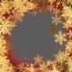 Christmas Frame 07 4k - VideoHive Item for Sale