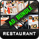 Free Download Restaurant Advertising Bundle Vol.4 Nulled
