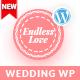 Wedding WordPress | EndlessLove - ThemeForest Item for Sale