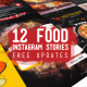 Free Download Food Instagram Stories Pack Nulled