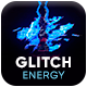 Free Download Glitch Energy Logo Nulled
