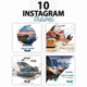 Free Download Instagram Post Templates Nulled