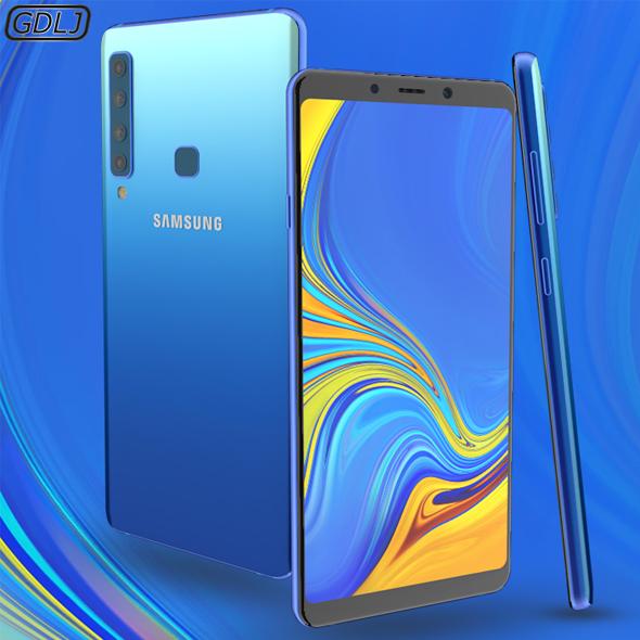 Samsung Galaxy A9 - 3DOcean Item for Sale