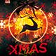 Free Download Xmas Bash Party Flyer Nulled