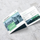 Free Download Squar Business Annual Tri-Fold Nulled