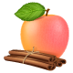Apple and Cinnamon - GraphicRiver Item for Sale