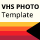 Vhs photo template - GraphicRiver Item for Sale