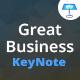 Great Business Multipurpose Keynote Presentation Template - GraphicRiver Item for Sale