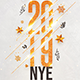 2019 NYE Celebration FLyer - GraphicRiver Item for Sale