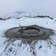 Mud Volcanoes in winter - PhotoDune Item for Sale